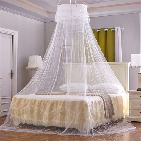 luxury bud silk bed canopy mosquito net beds canapy bug