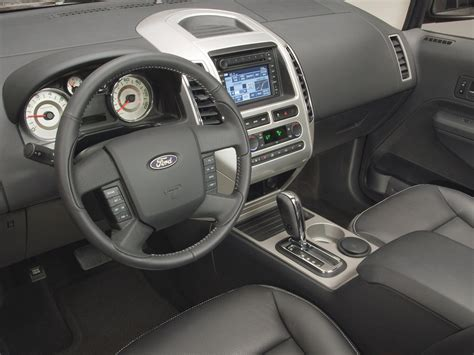 Ford Edge 2007 Picture 17 Of 22