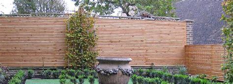 Fencing and Garden Trellis   Stewart Landscape Construction