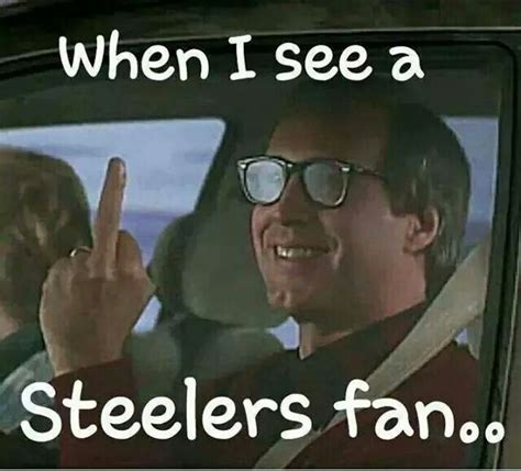 Anti Steelers Memes - its squeelers week lets show them so love the bengals
