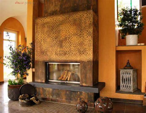 kaminofen für die wand dekor kamin wandgestaltung