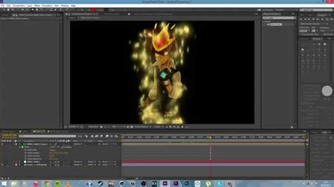 tutorial after effects aura after effects tutorial super saiyan aura and meshwarp
