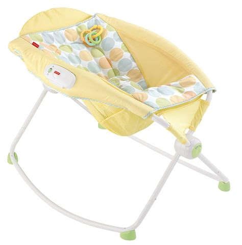Rocker Sleeper For Baby fisher price newborn rock n play sleeper yellow infant bouncers and rockers baby