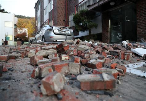 earthquake pohang experts warn pohang quake may be prelude to bigger tremors