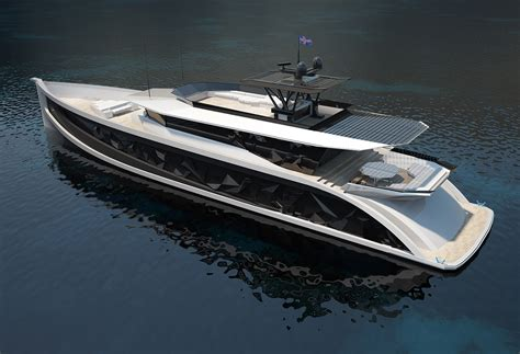 modern boat superyacht sunday black iceberg the modern day vikings