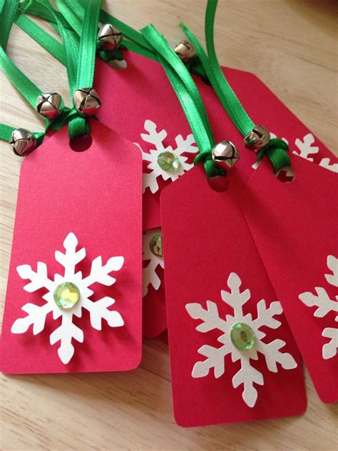 25 best ideas about christmas gift tags on pinterest