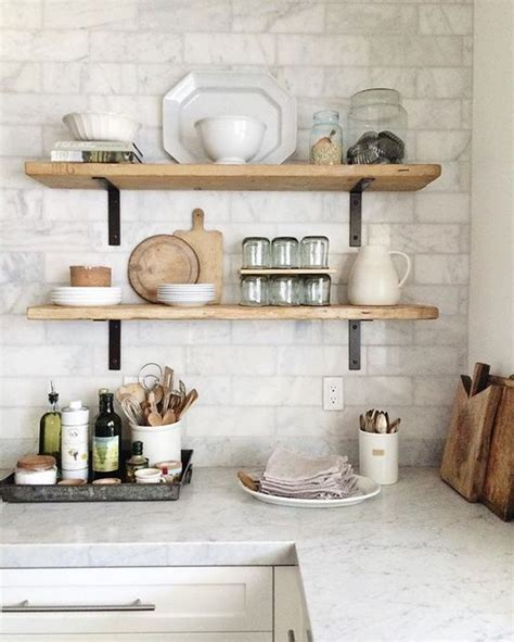 kitchen bookshelf ideas open shelving subway tile our kitchen progress update marley and lockyer