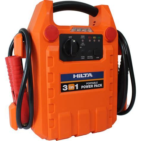 ebay ie portable car battery power booster jump start starter