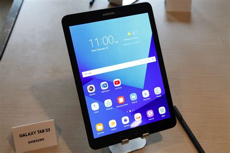 1 samsung galaxy tab s3 samsung galaxy tab s3 galaxy book 10 and galaxy book 12 everything you need to bgr