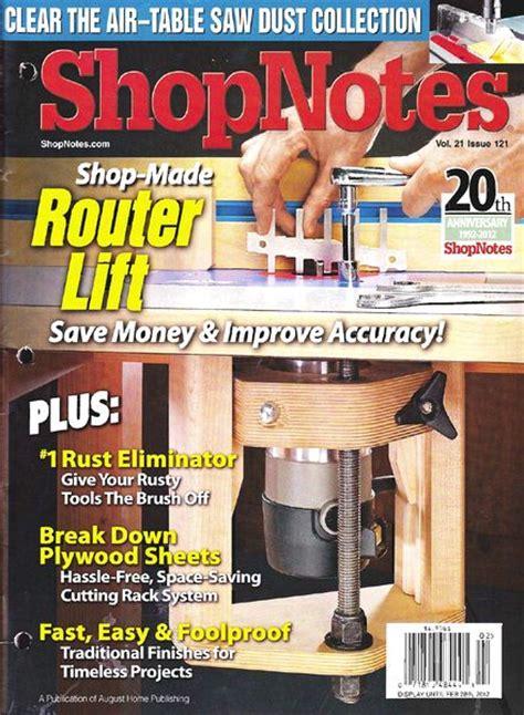 Shopnotes Magazine Issue 121 Jewelry Box Plans Pdf