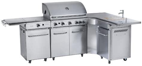 outdoor k che mit waschbecken ce zulassung outdoor grill k 252 che edelstahl mit waschbecken