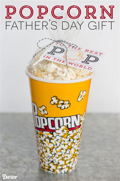 popcorn gift ideas for craftionary