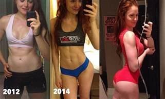 Booty meme girl explains just how went from severe eating