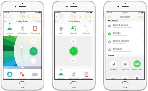 home lighting design app how to use your iphone with homekit enabled devices mac rumors