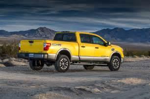 2016 Nissan Titan 2016 Nissan Titan Xd Gas V 8 Review