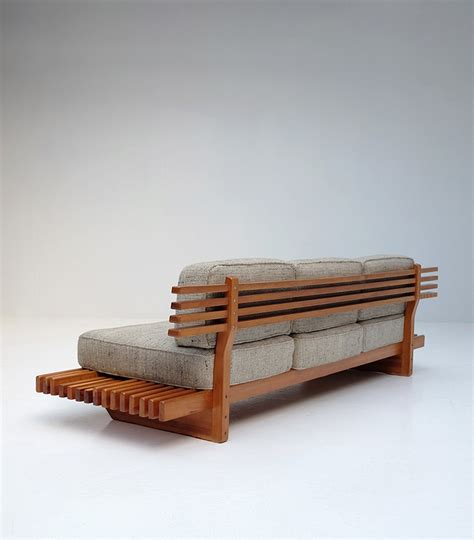 Handcrafted Sofas - city furniture handcrafted sofa bench 1960s