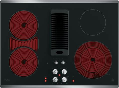 ge ppsjss   smoothtop electric cooktop