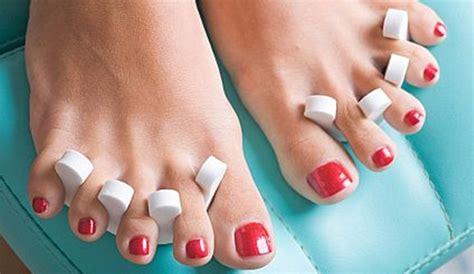 fotos de uñas pintadas lisas consejos para pintarse las u 241 as de los pies