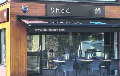 The Shed Ormeau Road by Out Shed Far From Common Or Garden The News