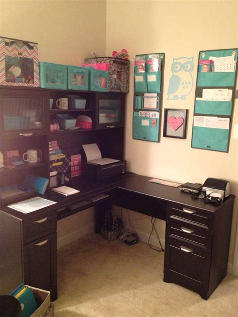 How To Organize My Office Desk How To Build A Corner Desk With Hutch Woodworking Projects Plans