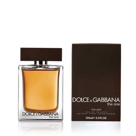 Dolce Gabbana The One d g the one for by dolce gabbana