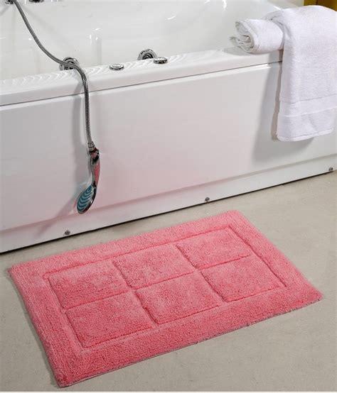 homefurry pink windy window bath rugs buy homefurry pink