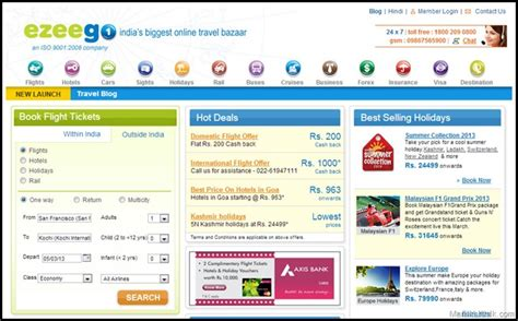 best flight compare website 10 best websites to book cheap flight tickets to india