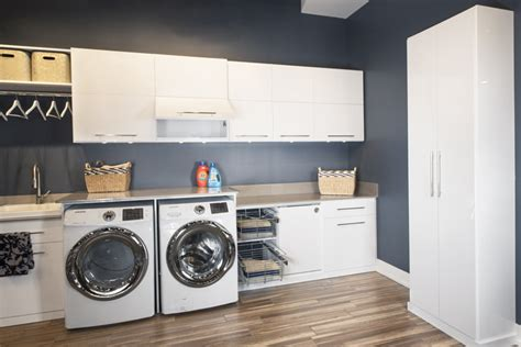 Custom Laundry Room Cabinets Custom Laundry Room Cabinets West Town Chicago