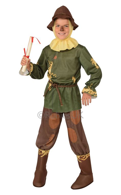 book themed clothing uk children scarecrow wizard of oz party book theme costume