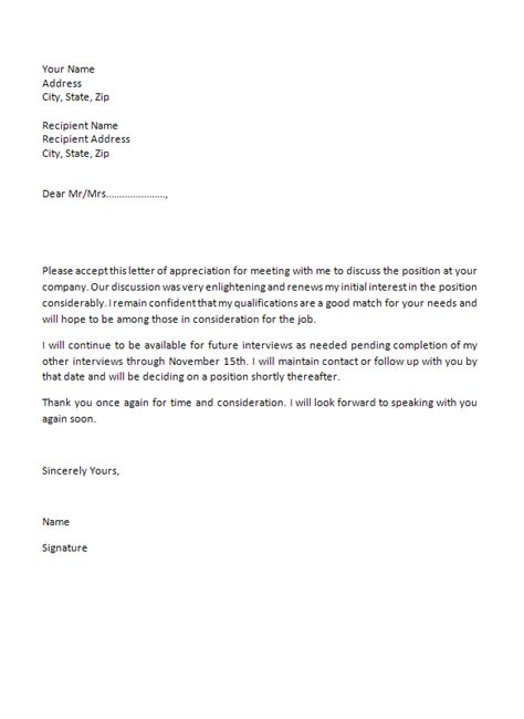 thank you letter after school template cover letter templates