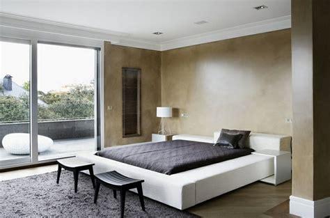 taburetes minimalistas interiores minimalistas 100 ideas para el dormitorio