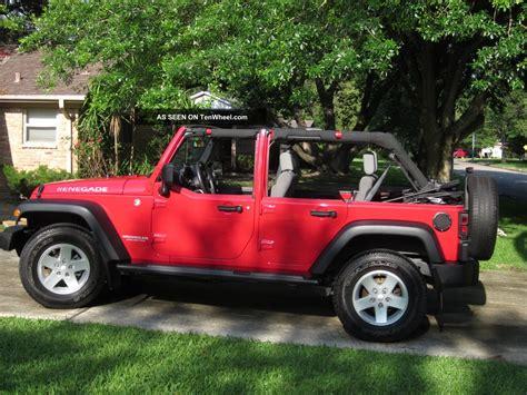 2008 Jeep Wrangler Unlimited X 2008 Jeep Wrangler Unlimited X Sport Utility 4 Door 3 8l