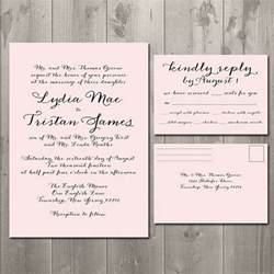 wedding invitations and rsvp cards theruntime