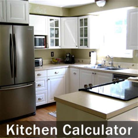 Kitchen Cabinet Remodel Cost Estimate by Kitchen Remodel Cost Calculator Get Your Instant Estimate
