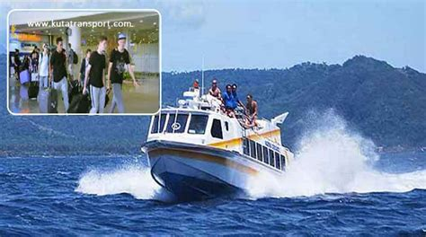 best boat from sanur to nusa lembongan transfer from denpasar airport to nusa lembongan