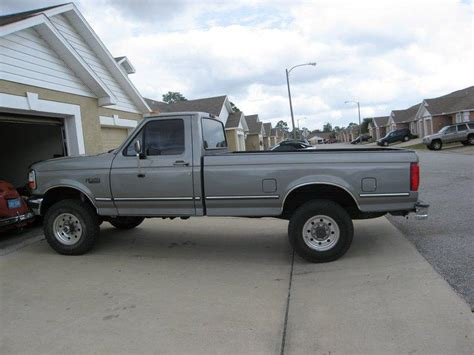F250 Single Cab Bed by Bugweiser74 1995 Ford F250 Regular Cablong Bed Specs