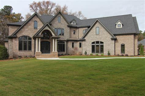 Raleigh Nc Luxury Homes The Avonstone Manor Luxury Custom Home Raleigh Nc