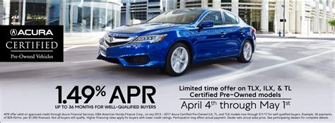 special deals on new cars new acura car specials deals near fort worth