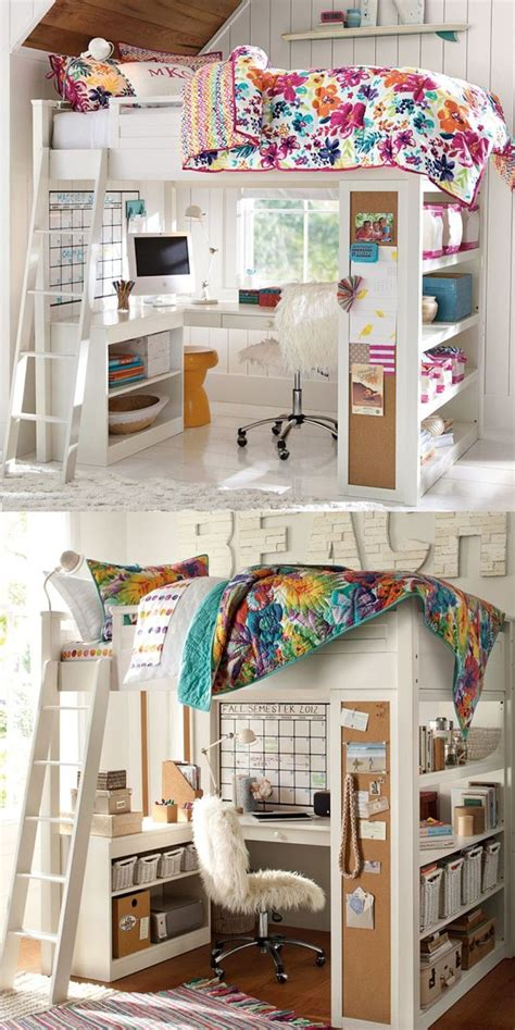 amazing bunk beds 20 awesome loft beds for small rooms house design and decor