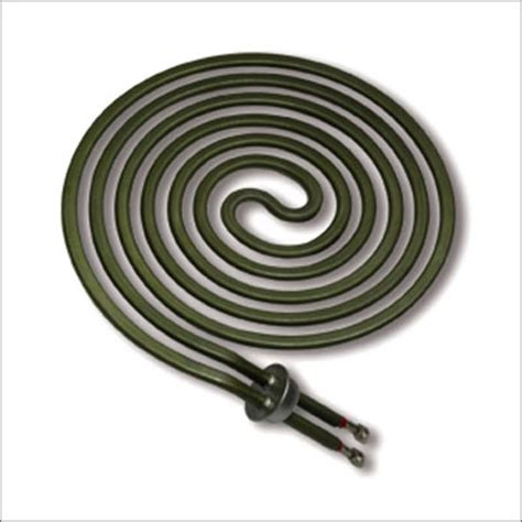 precision heating coils industrial heating coils electric