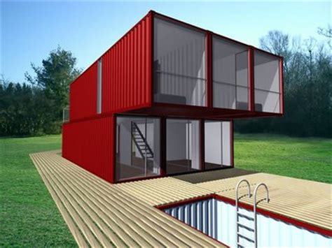 BLDGBLOG: Container Home Kit