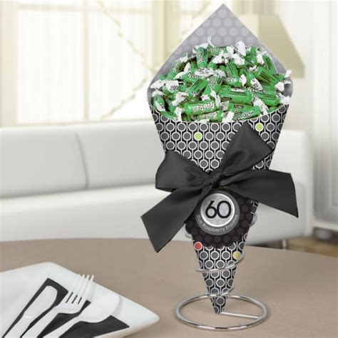 60th Birthday Bouquet With Frooties 60th Birthday Bouquet With Frooties