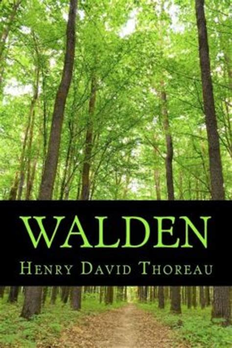 walden children s books henry david thoreau walden by henry david thoreau