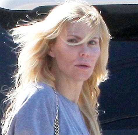 photos brandi glanville photoed with no make up the