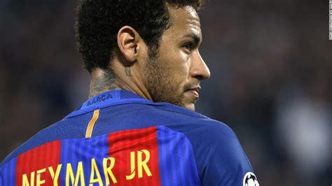 biography of brazilian footballer neymar the qatar connection to soccer s record neymar transfer cnn