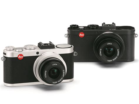 leica compact digital reviews leica unveils x2 16mp premium large sensor compact
