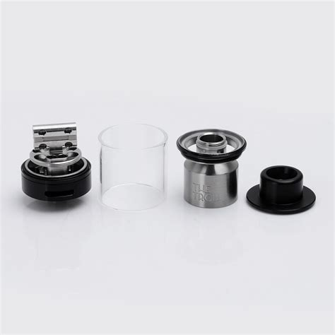 Rta Troll Authentic authentic wotofo the troll rta black 5ml 24mm rebuildable atomizer