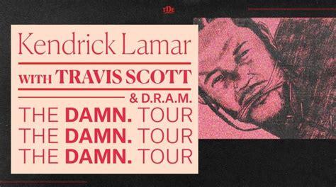 kendrick lamar tour dates kendrick lamar bringing damn tour to tacoma respect my