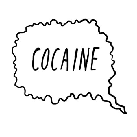 Cocaine Zombies don t be a substance misuse advice information