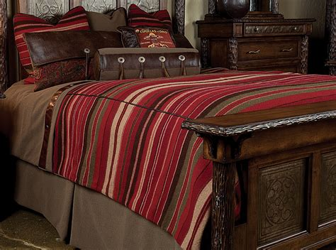 Bed Comforters Made In Usa Western Bedding Rustic Bedding Western Duvet Rustic